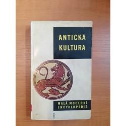 Antická kultúra- malá moderní encyklopedie