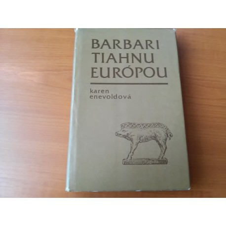 Barbari tiahnu Európou
