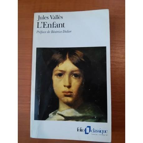Valles Jules - L'Enfant
