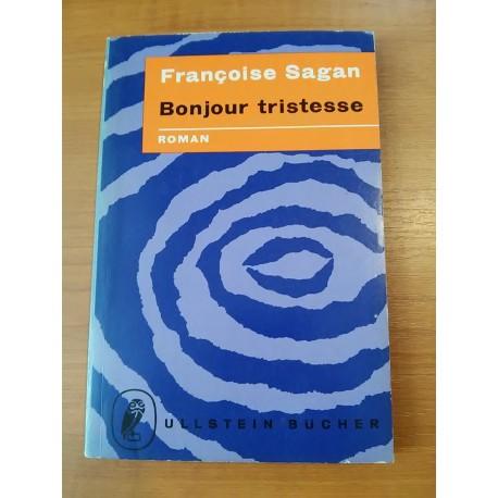 Sagan Françoise - Bonjour tristesse