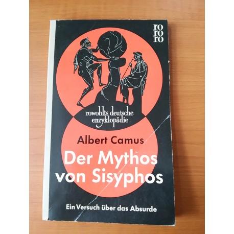 Camus Albert – Der Mythos von Sisyphos