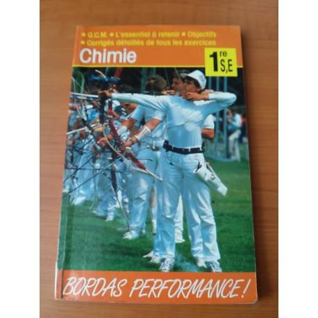 Chimie – Bordas Performance
