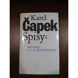 Spisy, hovory s T.G.Masarykem