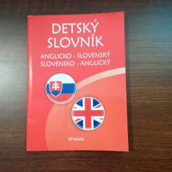 Detský slovník anglicko-slovenský, slovensko-anglický