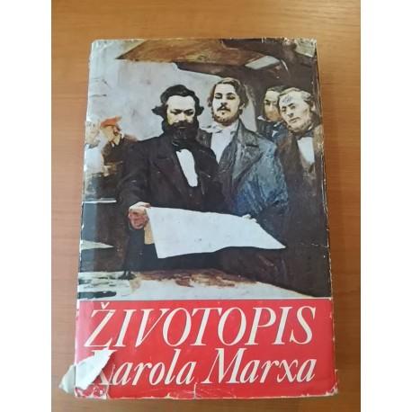 Gemkow Heinrich a kolektív - Životopis Karola Marxa