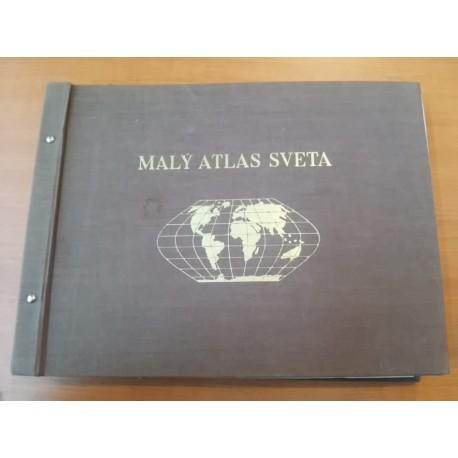 Malý atlas sveta 1 ( Kolektív autorov)