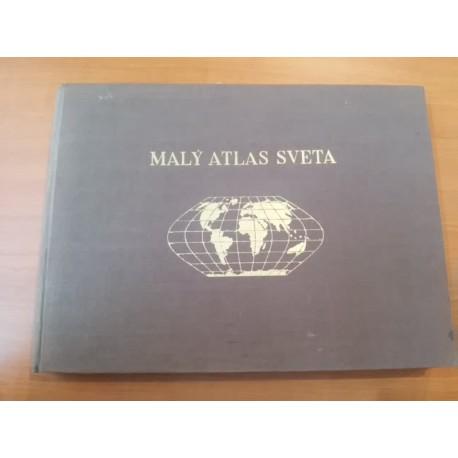 Malý atlas sveta 2 ( Kolektív autorov)