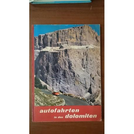 Autofahrten in den Dolomiten