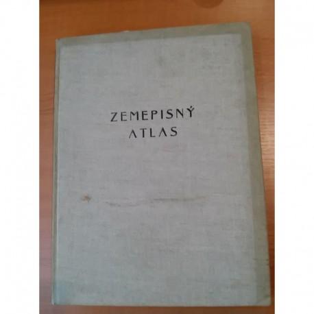 Vojenský zeměpisný atlas