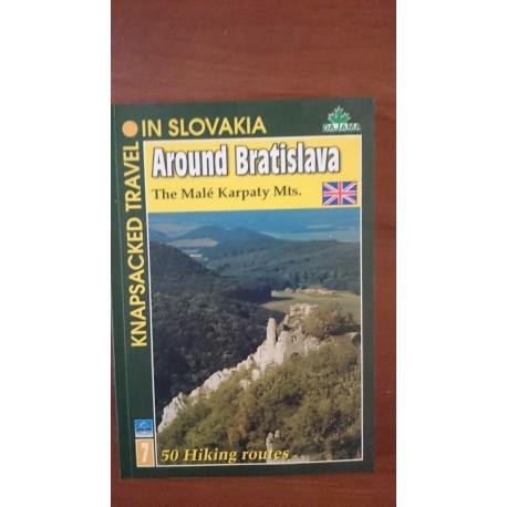 Around Bratislava The Malé Karpaty Mts. – 50 Hiking routes