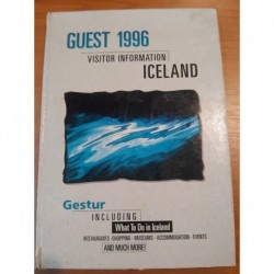 Iceland - visitor information - Guest 1996
