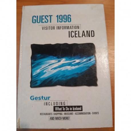 Iceland - visitor information - Guest 1996