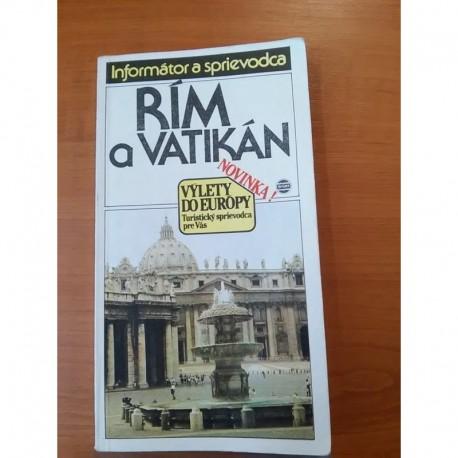 Rím a Vatikán - informátor a sprievodca