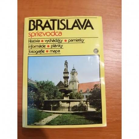 Bratislava - sprievodca
