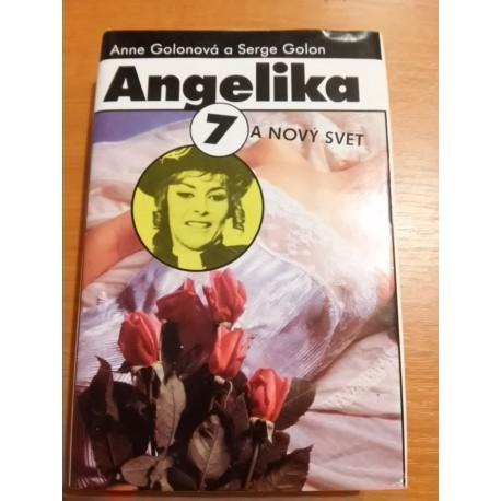 Angelika 7. - Angelika a nový svet