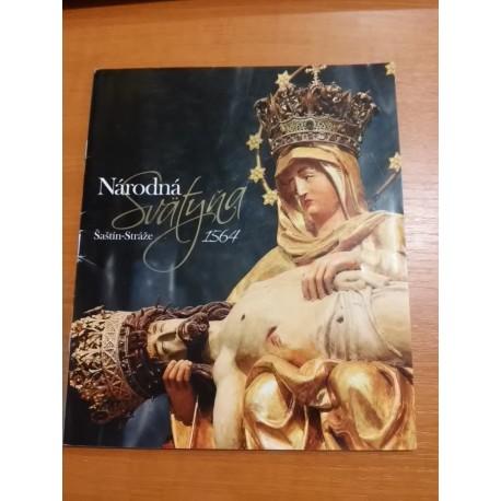 Valábek Marián - Národná svätyňa Šaštín–Stráže 1564
