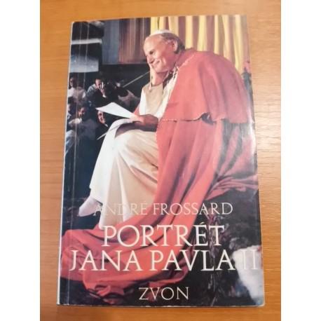 Frossard André – Portrét Jána Pavla II.