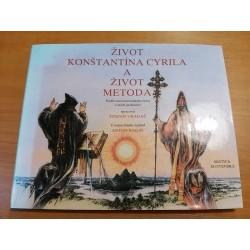 Život Konštantína Cyrila a život Metoda