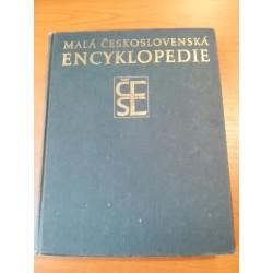 Malá československá encyklopedie A-Č