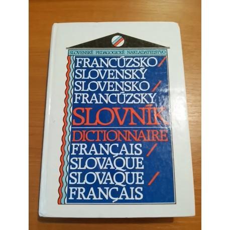 Mináriková, Liščáková – Francúzsko slovenský, slovensko francúzsky slovník