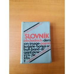 Česko-německý, německo-český slovník obchodních pojmů