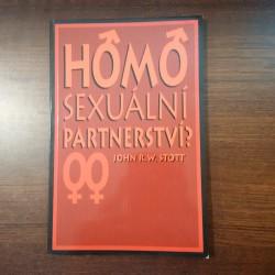 Homosexuální partnerství?