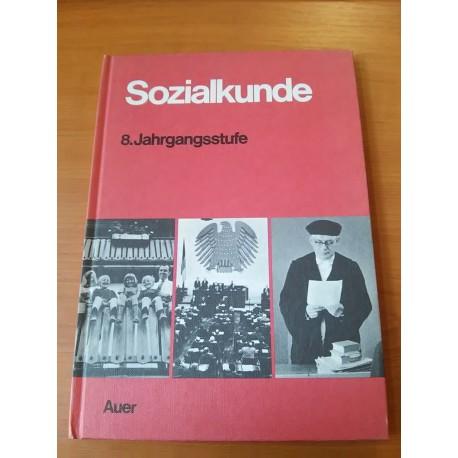Sozialkunde - Jahrgangsstufe 8.