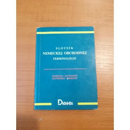 Slovník nemeckej obchodnej terminológie