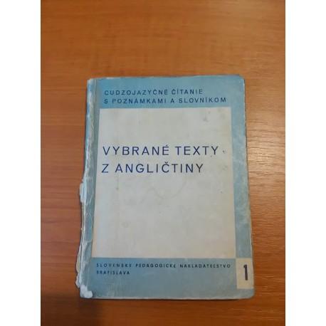 Vybrané texty zangličtiny