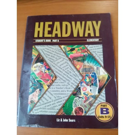 Headway – students book elementary, part B