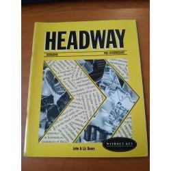 Headway - workbook pre-intermediate without key