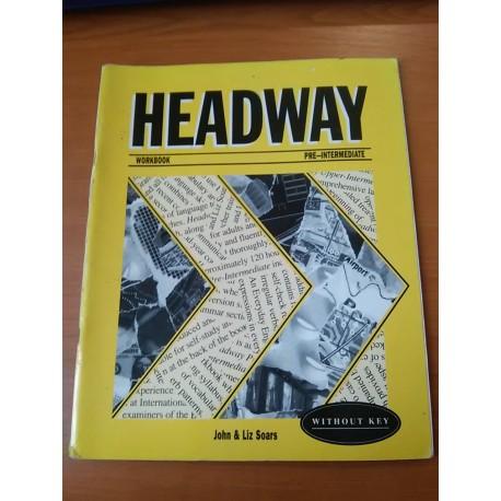 Headway, workbook pre-intermediate without key