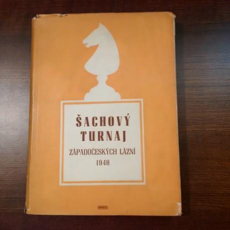 Šachový Turnaj Západočeských Lázní 1948