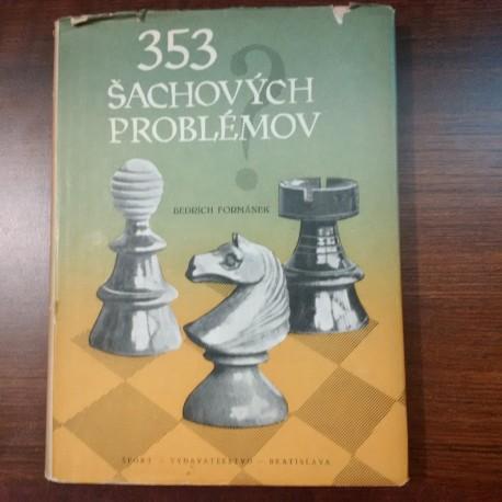 Formánek Bedrich - 353 Šachových Problémov