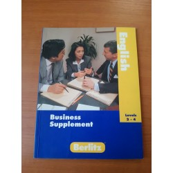 English - Business supplement