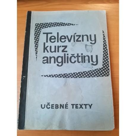 Televízny kurz angličtiny – učebné texty