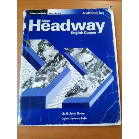 New Headway – English Course intermediate workbook without key