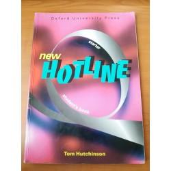 New Hotline – student's book