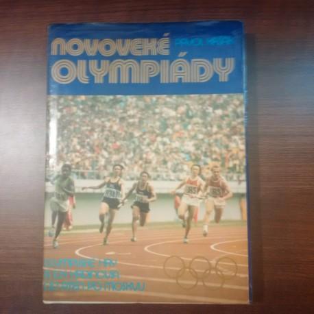 Kršák Pavol – Novoveké olympiády