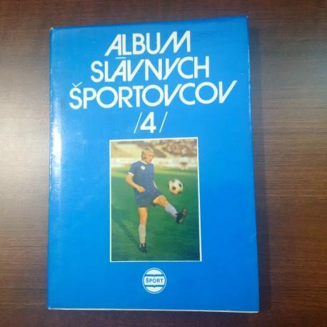 Album slávnych športovcov IV.