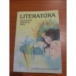 Literatúra pre 6. ročník základnej školy