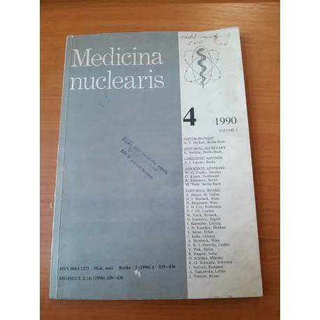 Medicina nuclearis 1990