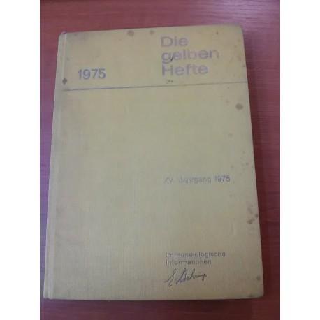 Die gelben Hefte – Xv. Jahrgang 1975