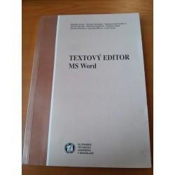 Textový editor MS WORD