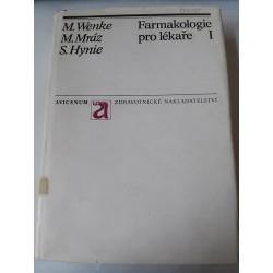Farmakologie pro lékaře I.