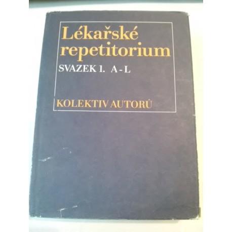 Kolektív autorú - Lékařské repetitorium, svazek 1. A-L