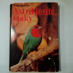 Astrildovité vtáky