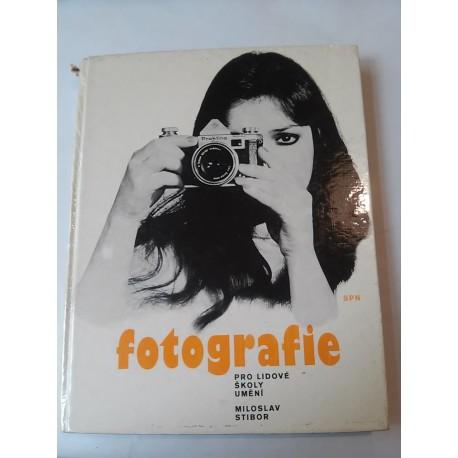Stibor Miloslav - Fotografie pro lidové školy umění