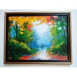 Obraz Jeseň hýriaca farbami