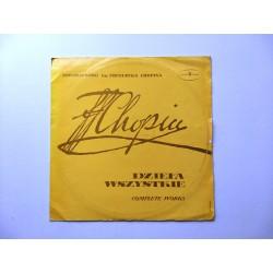 Fryderyk Chopin * - Dzieła Wszystkie (Kompletné diela)